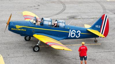 CF-CVF - Fairchild PT-26A Cornell - Canadian Warplane Heritage Museum