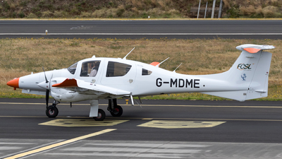 G-MDME - Diamond Aircraft Diamond DA-62 - Flight Calibration Services (FCS)
