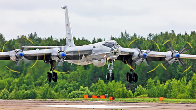RF-34109 - Tupolev Tu-142M3 - Russia - Navy