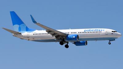 VP-BFB - Boeing 737-8LJ - Pobeda