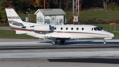 N600QS - Cessna 560XL Citation XLS - NetJets Aviation