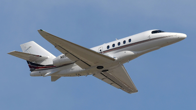 N551QS - Cessna Citation Latitude - NetJets Aviation