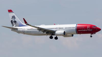 LN-NOR - Boeing 737-81D - Norwegian