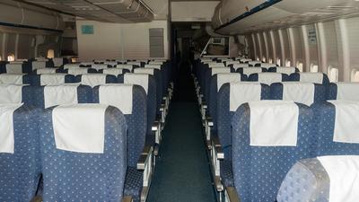 ZS-SAN - Boeing 747-244B - South African Airways
