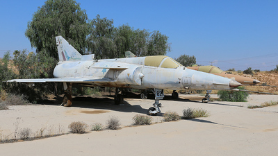 826 - IAI Kfir C2 - Israel - Air Force