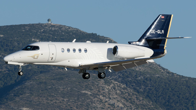 OE-GLR - Cessna Citation Latitude - Goldeck Flug