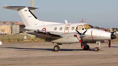 084 - Embraer EMB-121AA Xingú - France - Air Force