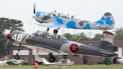 N202ME - Nanchang CJ-6A - Private