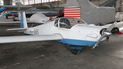 PH-995 - Scheibe SF.25D Falke - Private