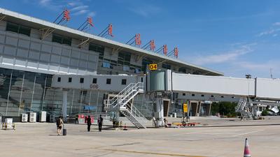 ZBXH - Airport - Terminal