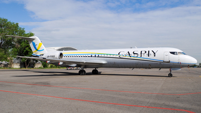 UP-F1002 - Fokker 100 - Caspiy