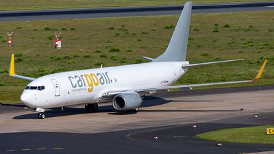 LZ-CGA - Boeing 737-809(SF) - Cargoair