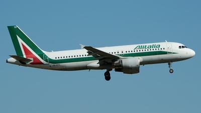 A picture of EIDTG - Airbus A320216 - Italia Trasporto Aereo - © Marcello Galzignato - Tuscan Aviation