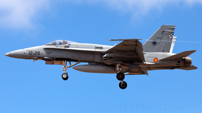 C.15-68 - McDonnell Douglas EF-18A+ Hornet - Spain - Air Force