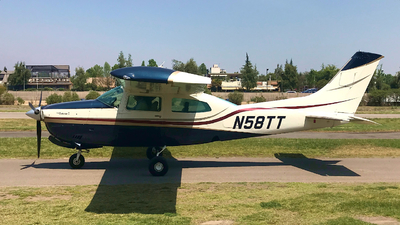 N58TT - Cessna T210N Turbo Centurion II - Private