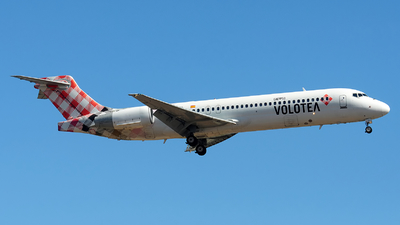 A picture of EIEXI - Boeing 7172BL - Volotea - © Alexander Portas