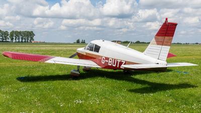G-BUTZ - Piper PA-28-180 Cherokee C - Private