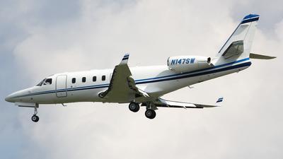 N147SW - Gulfstream G100 - Private
