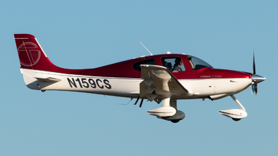 N159CS - Cirrus SR22 - Private