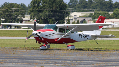 A picture of N4791U - Cessna TU206G Turbo Stationair - [U20605104] - © ajwebb