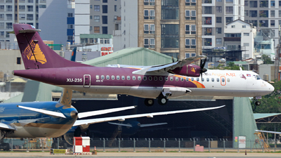 XU-235 - ATR 72-212A(500) - Cambodia Angkor Air