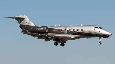 OO-WEG - Bombardier BD-100-1A10 Challenger 350 - Luxaviation