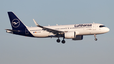A picture of DAIJB - Airbus A320271N - Lufthansa - © Oliver Richter