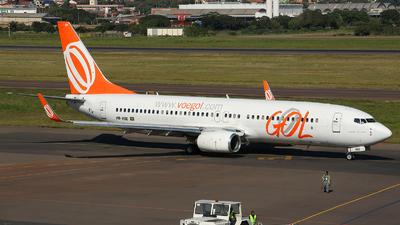 PR-VBE - Boeing 737-8AS - GOL Linhas Aéreas