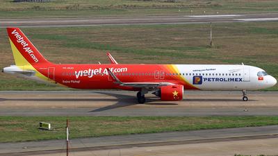 VN-A520 - Airbus A321-271NX - VietJet Air