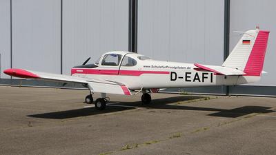 D-EAFI - Fuji FA-200-160 Aero Subaru - Flugschule Mainz