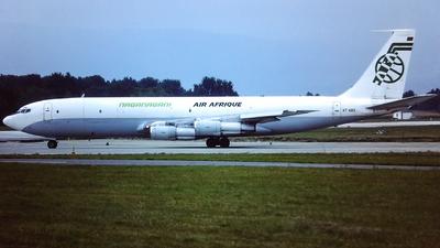 XT-ABX - Boeing 707-336C - Compagnie Aérienne Naganagani