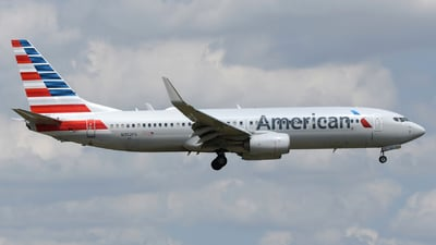 A picture of N352PS - Boeing 737823 - American Airlines - © DJ Reed - OPShots Photo Team