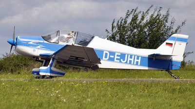D-EJHH - Jodel D150 Mascaret - Private