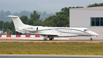VT-RBA - Embraer ERJ-135BJ Legacy 650 - Private