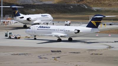 VH-QQX - Fokker 70 - Alliance Airlines