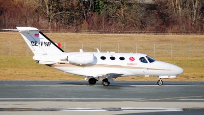 OE-FNP - Cessna 510 Citation Mustang - GlobeAir