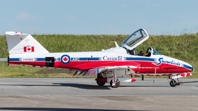114089 - Canadair CT-114 Tutor - Canada - Royal Air Force