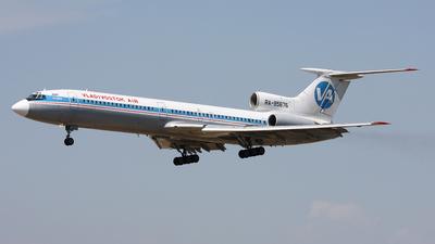 RA-85676 - Tupolev Tu-154M - Vladivostok Air