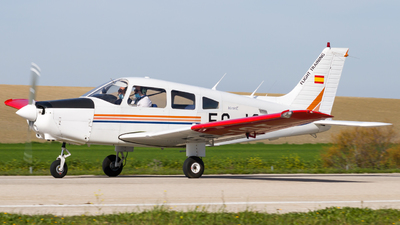 EC-IOT - Piper PA-28-161 Warrior II - Flight Training Europe
