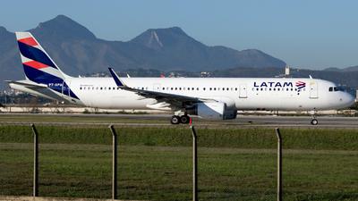 PT-XPG - Airbus A321-211 - LATAM Airlines