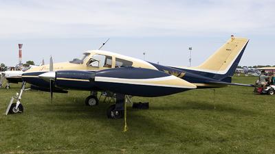 N6817T - Cessna 310D - Private