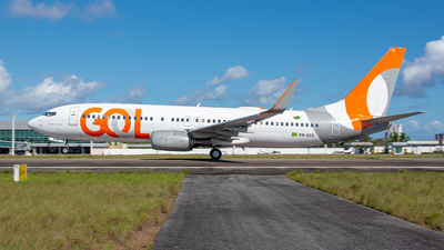 PR-GTE - Boeing 737-8EH - GOL Linhas Aereas