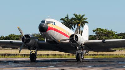 N705GB - Douglas DC-3C - Atlantic Air Cargo
