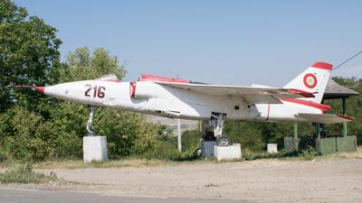 216 - IAR-93B - Romania - Air Force