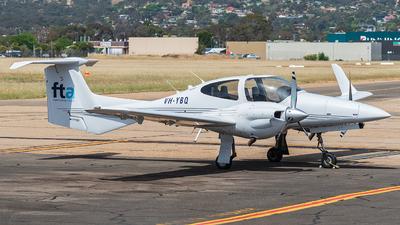 VH-YBQ - Diamond DA-42 Twin Star - Flight Training Adelaide