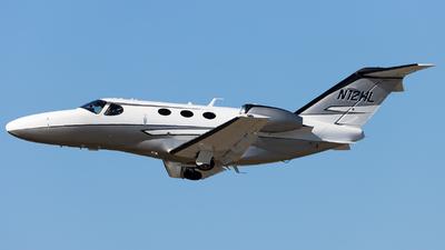 A picture of N12HL - Cessna 510 Citation Mustang - [5100254] - © Maik Voigt