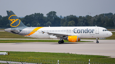 A picture of DAICI - Airbus A320212 - Condor - © Angelo26L