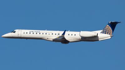 N21197 - Embraer ERJ-145XR - United Express (Commutair)
