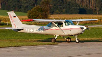 A picture of DEAEH - Cessna 152 - [15285703] - © Oliver Richter