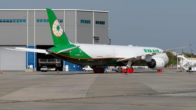 B-17808 - Boeing 787-10 Dreamliner - Eva Air